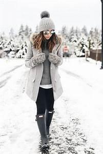 Tenue A La Mode : mode femme hiver 30 meilleures id es de tenue hiver femme ~ Melissatoandfro.com Idées de Décoration