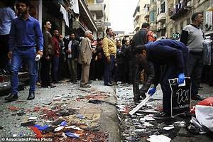 Suicide bombers kill 44 at Palm Sunday services in Egypt ...