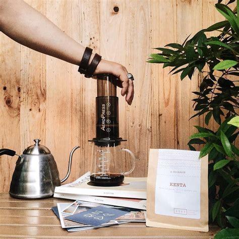 coffee aeropress maker espresso