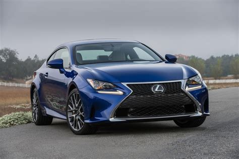 Lexus Rc200t by 2016 Lexus Rc200t Coupe Introduced