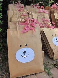 Kids Birthday Party Goodie Bag Ideas