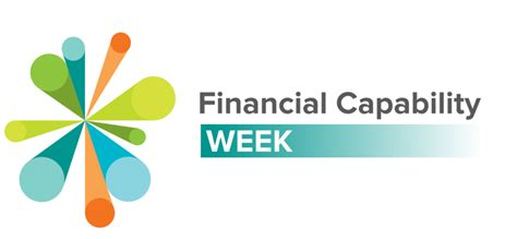 financial capability week national awareness days