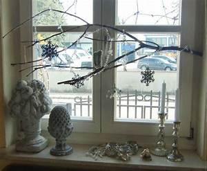 Fensterbank Weihnachtlich Dekorieren : winter deko wer mag was zeigen mein sch ner garten forum ~ Lizthompson.info Haus und Dekorationen