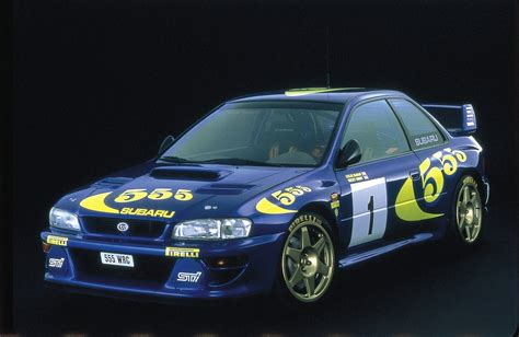 wrc subaru kidney anyone the subaru impreza wrc test car that you