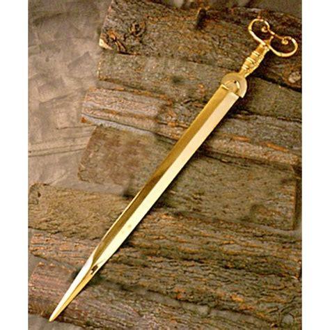 Antannae Bronze Celtic Sword