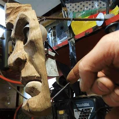 Dummy Mouth Ventriloquist Head Mechanism Making Stuff