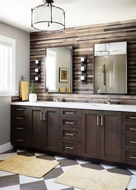 Bathroom Backsplash Designs by 25 Bathroom Backsplash Designs Decorating Ideas Design