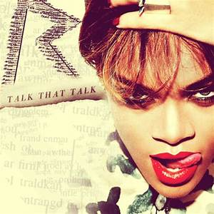 Rihanna - Talk That Talk by 8BitDesire on deviantART