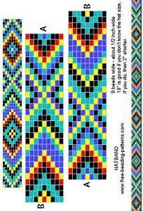 printable loom beading patterns loom beading