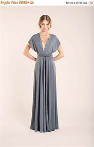 christmas sale silver grey long dress light grey infinity With long grey dress for wedding