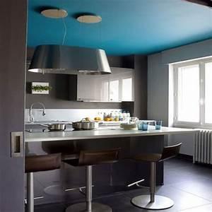 Deco Mur Cuisine : conseil couleur carrelage ~ Teatrodelosmanantiales.com Idées de Décoration