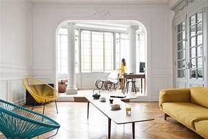 Style Contemporain : fusion d r novation d coration appartement bordeaux ~ Farleysfitness.com Idées de Décoration