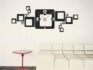 Wandtattoo Weltkarte Uhr : wandtattoo 3d uhr reuniecollegenoetsele ~ Sanjose-hotels-ca.com Haus und Dekorationen