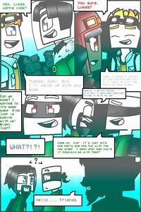 Minecraft Story Mode POWER Part 2 By PrettyXTheXArtist On