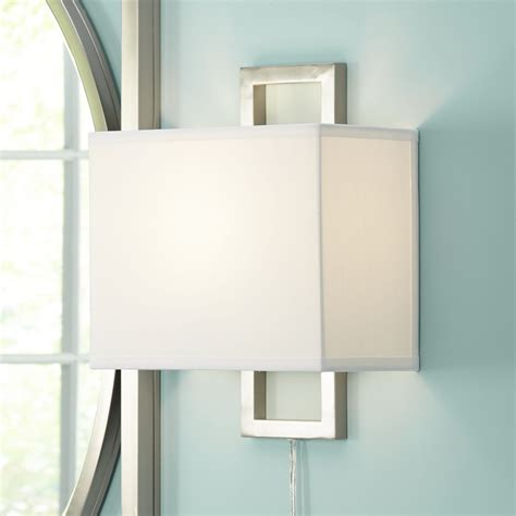 plug in wall l ways by which plug in wall sconce can be installed tcg