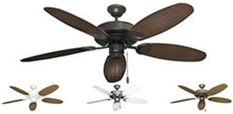 Wicker Ceiling Fans Canada by 52 Inch Raindance Outdoor Tropical Ceiling Fan With Wicker
