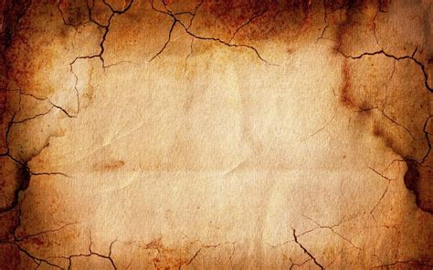 Download wallpapers old paper texture retro frame paper