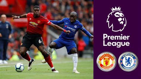 Manchester United vs Chelsea ᴴᴰ 28.04.2019 - Premier ...