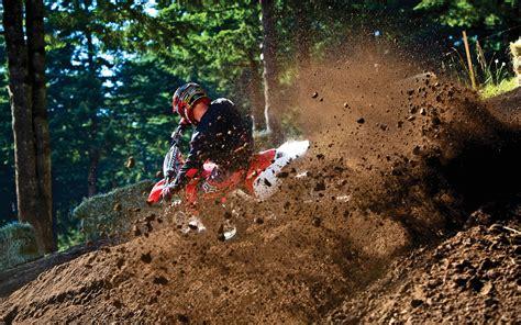 motocross dirt corner