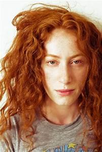 Natural Bright Red Hair - Hair Colors Ideas