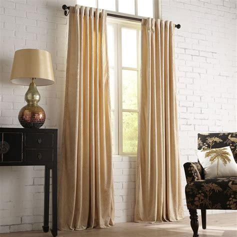 Gold Drapery Panels - 1000 ideas about gold curtains on