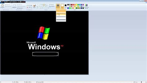 windows xp ms paint