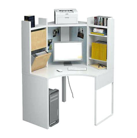 bureau ordinateur en coin 100 idees de bureau en coin
