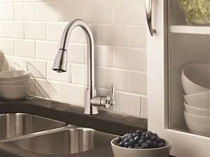 8 Main Types Of Kitchen Faucets