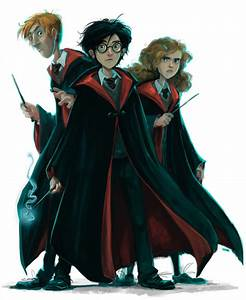 Because why not: Check out 'Harry Potter's' new back cover art