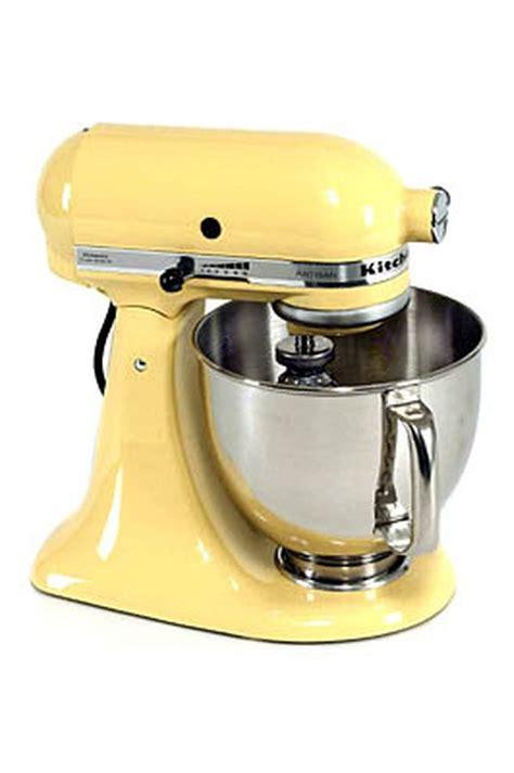 cuisine kitchenaid kitchenaid artisan jaune pastel 5ksm150 psemy pastel