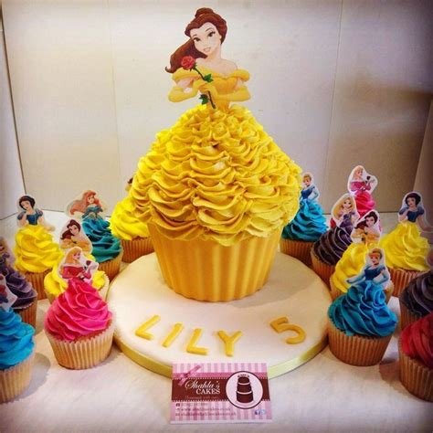 27 Best Images About Beauty And The Beast Cakes On Pinterest