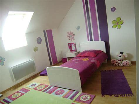 dcoration chambre fillette chambre fille romantique adolescent peinture chambre ado fille image