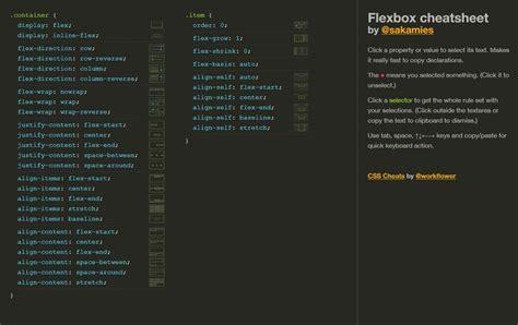 complete css flexbox resources css author