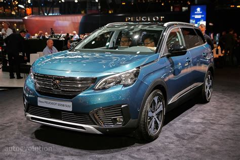 Www Peugeot by All New Peugeot 5008 Is A 7 Seater Crossover In