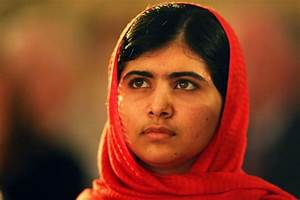 Malala Yousafzai, the Pakistani schoolgirl who was shot in ...
