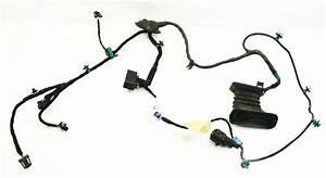 Lh Rear Door Wiring Harness 05-10 Vw Jetta Mk5