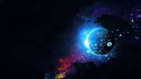 Top 20 HD earth outer space science fiction wallpapers for