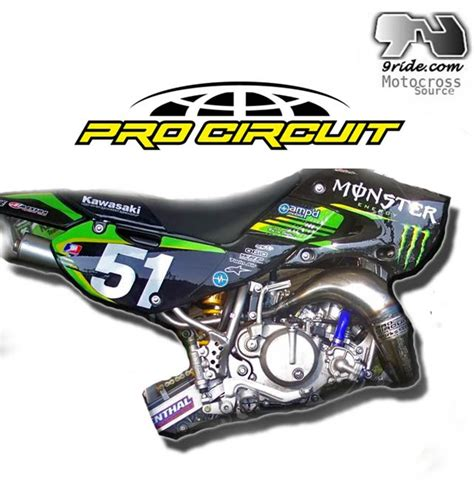 kit deco 65 kx 9ride propose un kit deco kawasaki kx 65 pro circuit