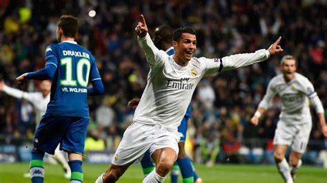 Cristiano Ronaldo says goals are in his DNA after Real ...