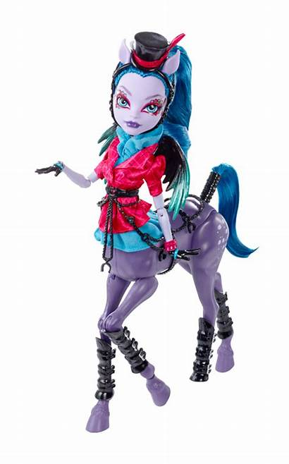 Avea Trotter Characters Monster Clawdeen Wolf Play