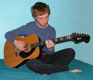 Guitar Player 2 by GoblinStock on DeviantArt