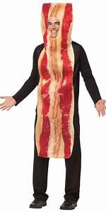 Adult Bacon Strip Costume 4007192 Fancy Dress Ball