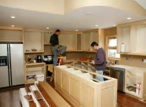 Home Design And Remodeling Installing A Kitchen Island Kitchen Remodeling Consumer Reports News