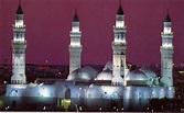 Quba Mosque – Madina (Saudi Arabia) – World for Travel