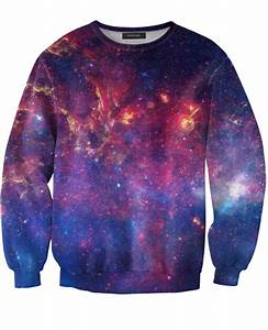 Purple Nebula Sweatshirt from RageOn!
