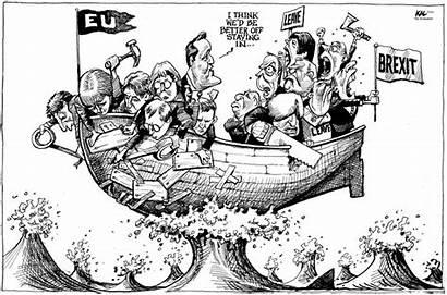 Cartoon Economist Kal Cartoons Brexit Cameron David
