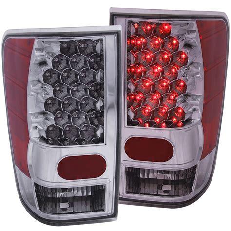 anzo usa nissan titan   led tail lights nissan