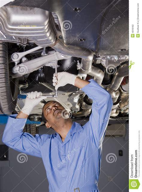 auto mechanic  car stock photography image