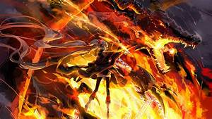 Fire Dragon Wallpapers - Wallpaper Cave