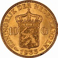 Dutch Gold Coins - Netherlands | Chards | Tax Free Gold